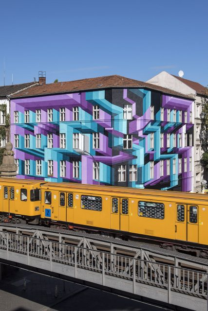 Mr.June Mural Berlin
