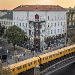 URBAN NATION Museum Berlin Fassade