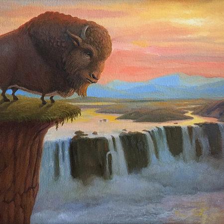 Artist Scott Musgrove