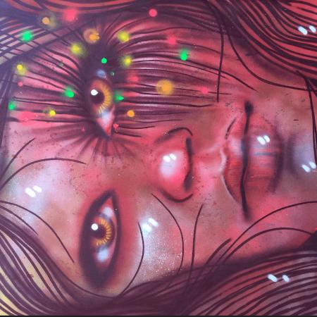 Artist Panmela Castro