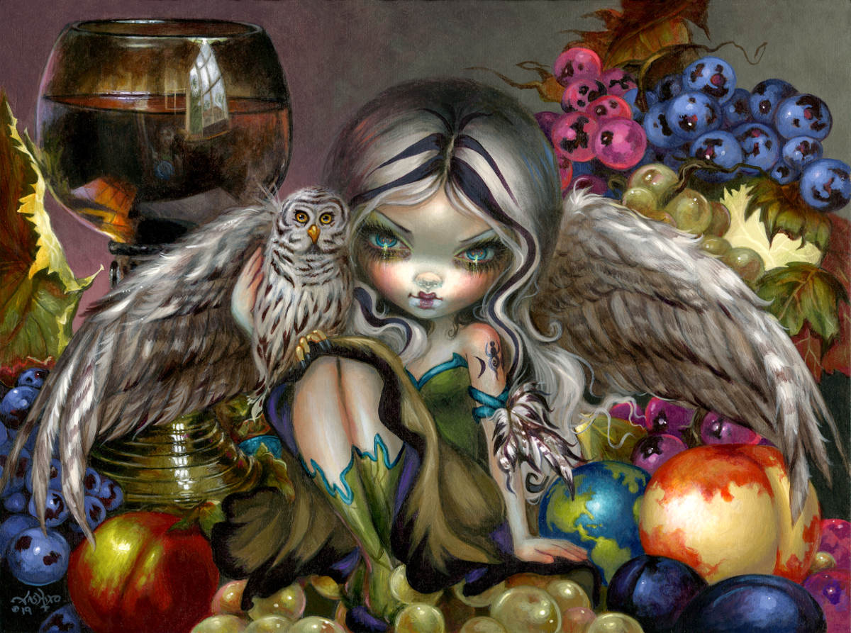 Jasmine Becket Griffith Project M 14 Gaia
