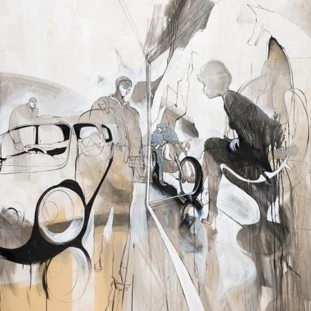 Artist Steff Plaetz