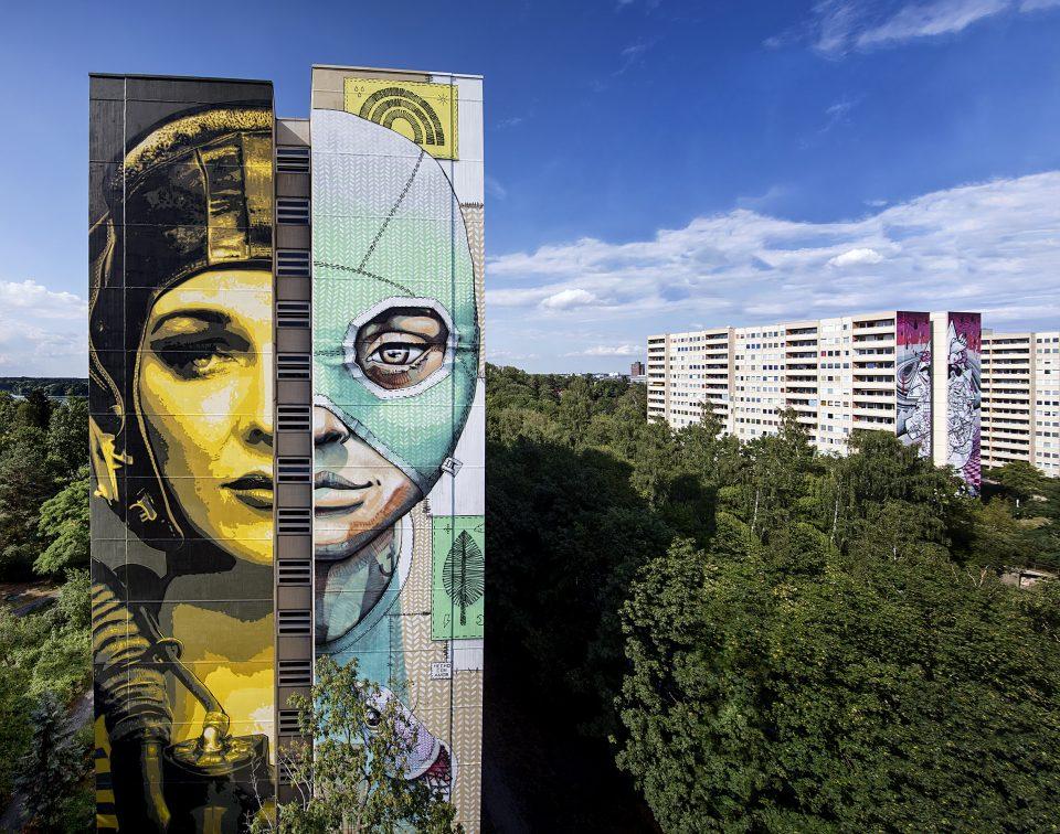 Artpark Tegel URBAN NATION Berlin