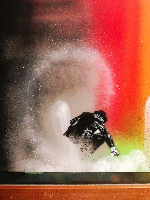 Nick Walker Tokyo Painting