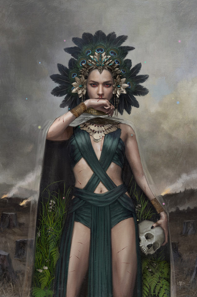 Tom Bagshaw Project M 14 Gaia