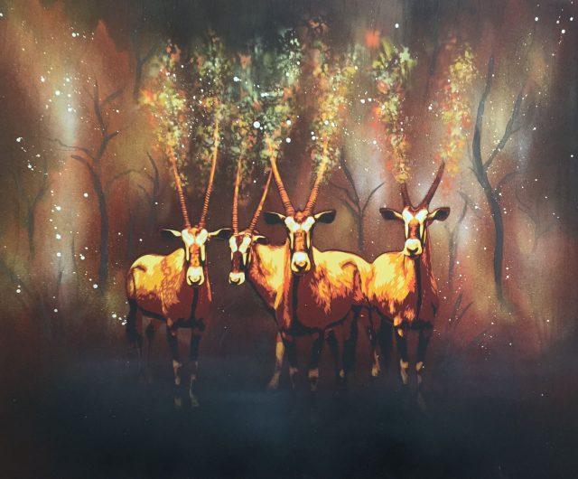 Justin Suarez MR PRVRT Deers Sparks