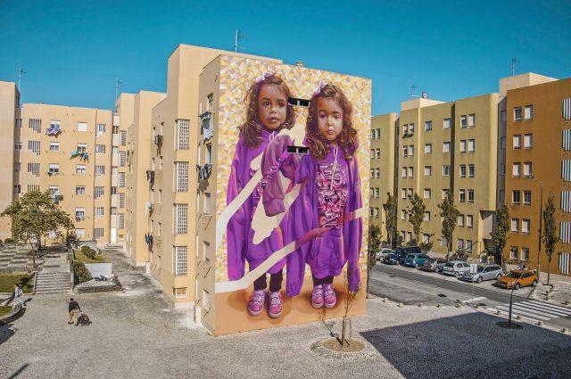 Telmo Miel Parizone Mural