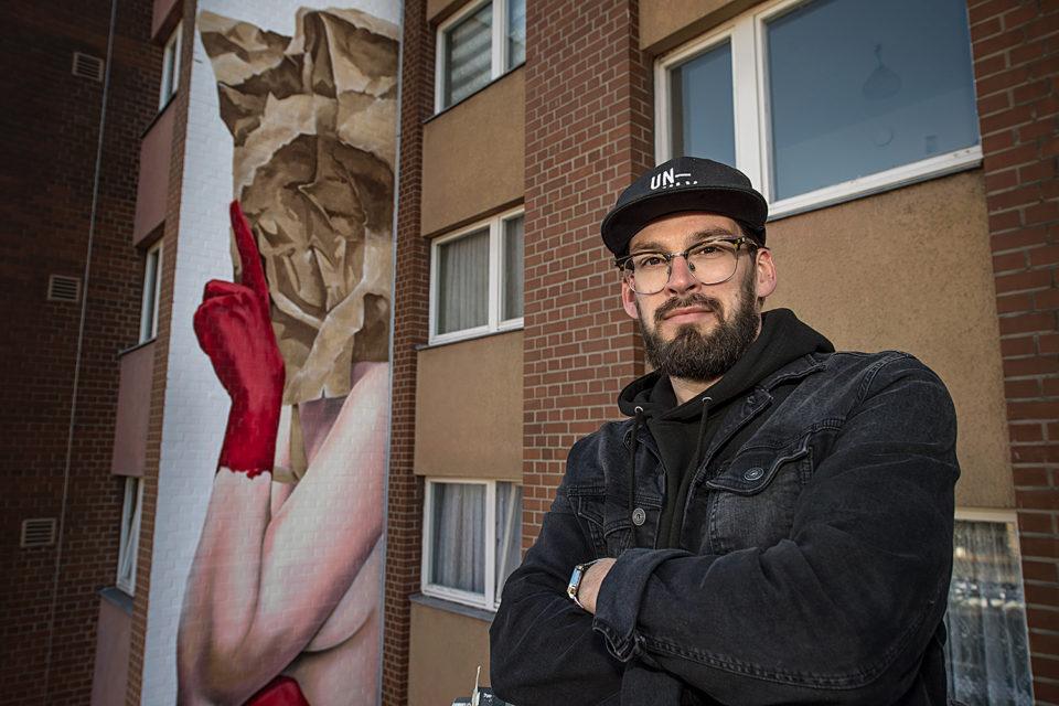 Christian Böhmer Mural