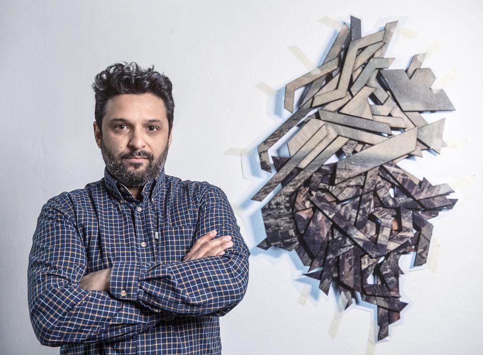 """Faisal Hussain """"FRESH A.I.R."""" URBAN NATION"""