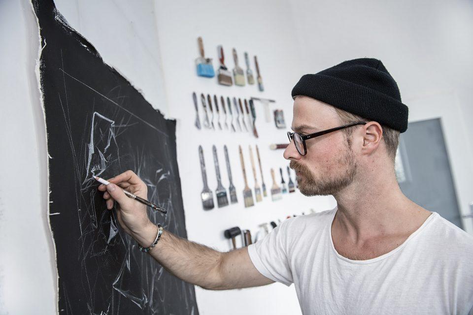 Sebastian Wandl Fresh A.I.R. Artist in Residence