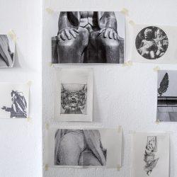 Alexis Fidetzis Artist in Residence Berlin
