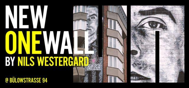 Nils Westergard ONE WALL Mural