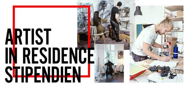 Artist in Residence Stipendien