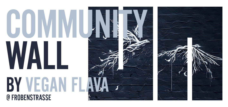 Wall Vegan Flava