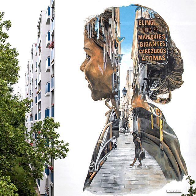 ONE WALL by Cristian Blanxer Berlin Tegel
