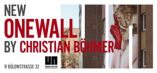 Christian Böhmer Mural Berlin