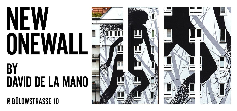 David de la Mano ONE WALL Mural