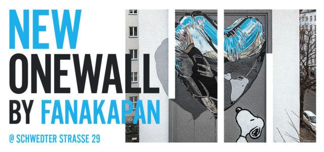 Fanakapan Wall Mural Berlin