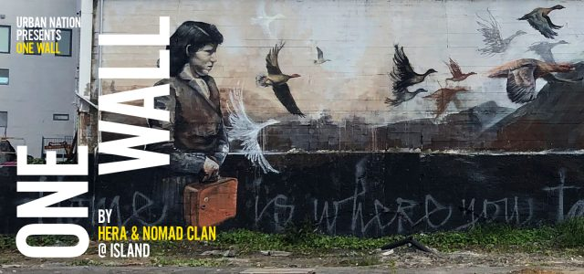 Nomad Clan Mural Island