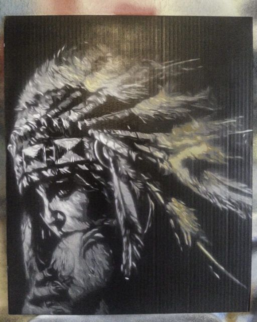 Eismann Stencil URBAN NATION