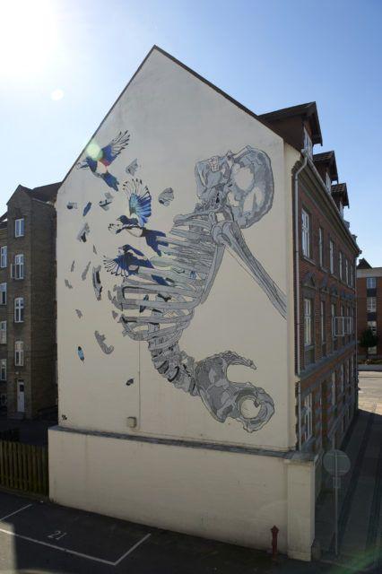 Don John Aalborg Mural