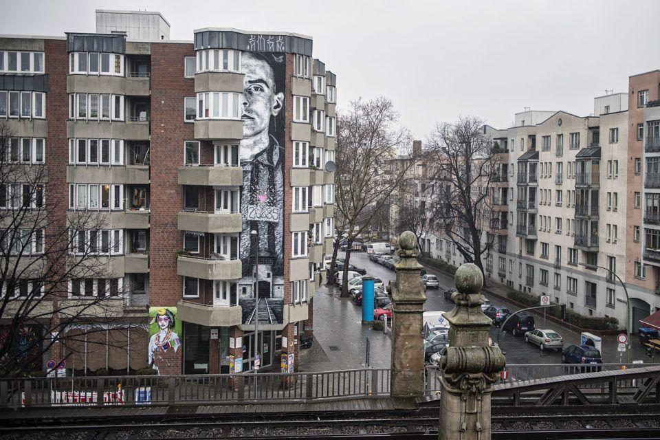 Mural Berlin URBAN NATION