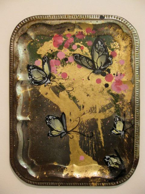 Xenz tray butterfly Project M