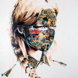 Sandra Chevrier URBAN NATION Museum
