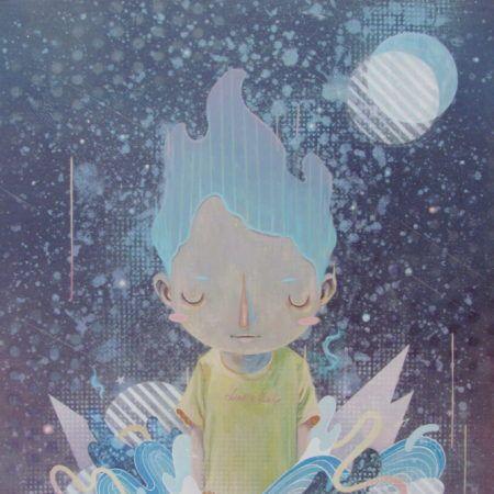 Artist Yoskay Yamamoto