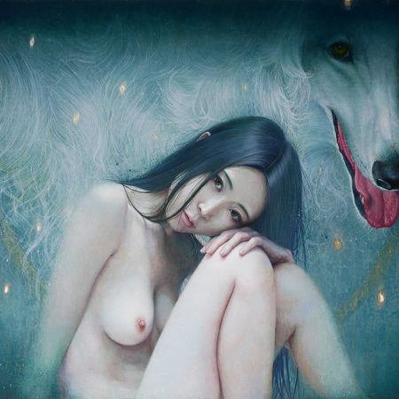 Artist Yousuke Kawashima