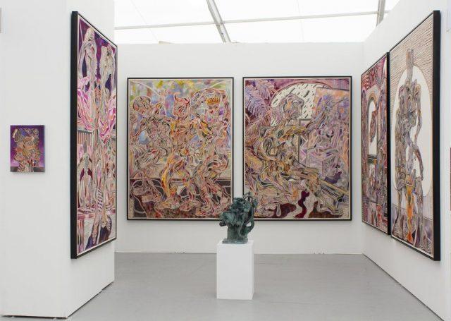Zio Ziegler Exhibition Project M
