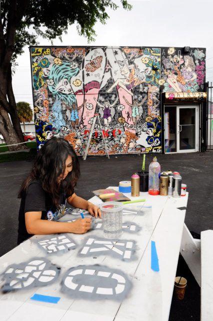 Aiko Studio URBAN NATION
