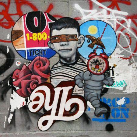 Artist EL SOL 25