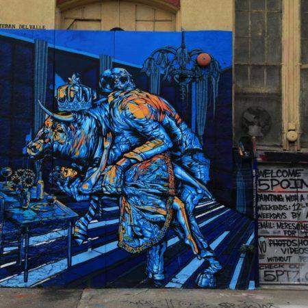 Artist ESTEBAN DEL VALLE