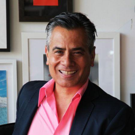 Artist Jaime Rojo