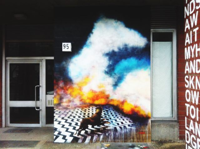 Canvaz Berlin Project M Mural