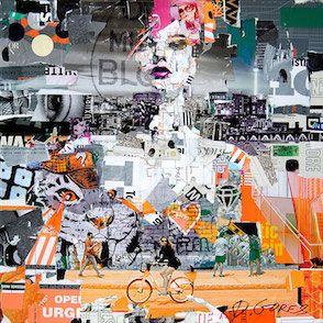 Artist Derek Gores