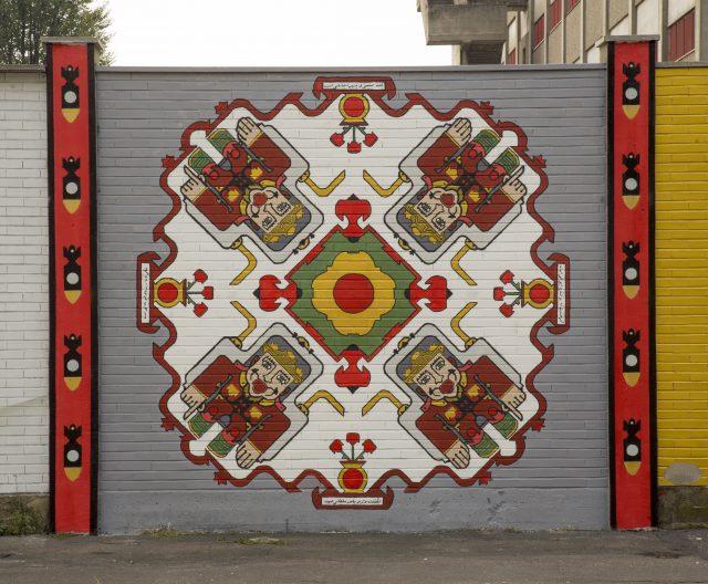 FRZ Fakingz Mural Iran
