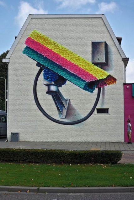 Stefan Thelen Super A Mural Heerlen