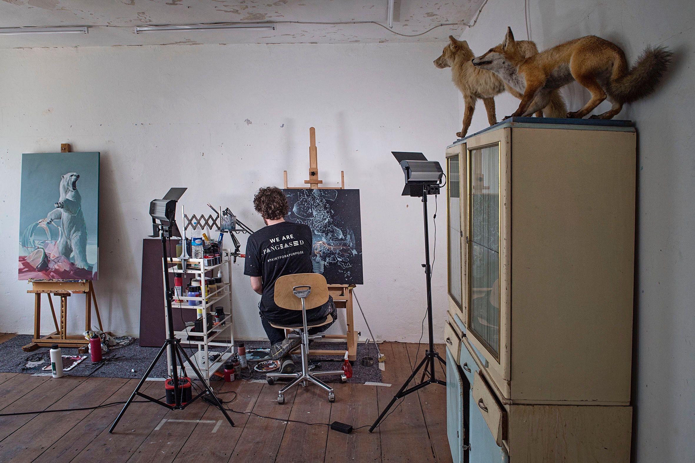 Artist in Residence ONUR