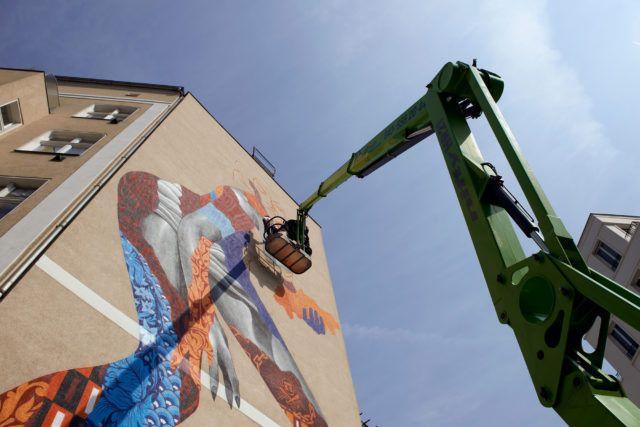Tristan Eaton Mural Berlin