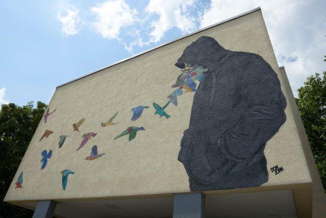 Don John One Wall Mural
