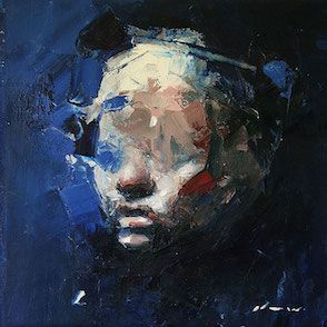Ryan Hewett Blue Light URBAN NATION