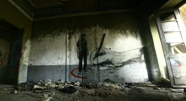 FRZ System Mural Iran
