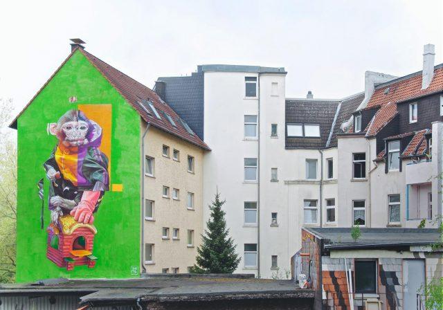 Telmo Miel Mural Spray Paint