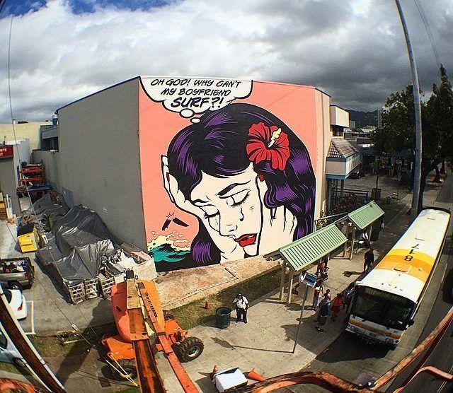 D*Face Dean Stockton Mural