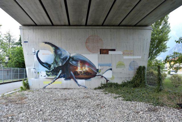 Telmo Miel Mural Realism UN-DERSTAND